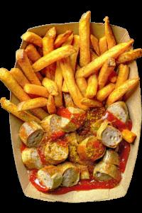 MRCURRYWURST Menü Classic